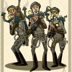 Ghostbuster Steampunk?