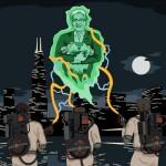 "Uno splendido omaggio ad Harold Ramis – Egon Spengler con i ""suoi"" Ghostbusters"
