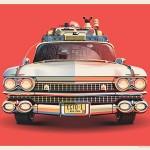 Una mostra per celebrare il 30°anniversario dei Ghostbusters