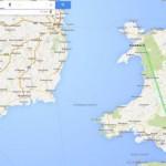 Per Google Maps un drago è un mezzo di trasporto