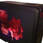 PC Case di Gears of War
