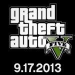 Ufficializzata la data di uscita di GTA V