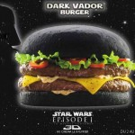 L'Hamburger di Darth Vader