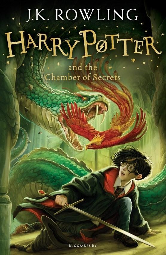 Le nuove copertine dei libri di Harry Potter – Parte I – GeekJournal c706ec7d7d6b