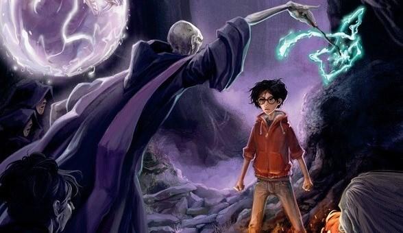 Le nuove copertine dei libri di Harry Potter – Parte II – GeekJournal c3bd23b4f46f