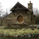 Una casa da Hobbit ricostruita in Pennsylvania
