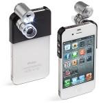 Il microscopio per iPhone 4 e 4S