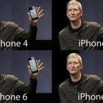 Prime parodie dell'iPhone 5