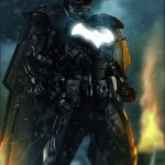 Iron-Bat, Tony Stark fa un upgrade a Batman