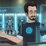 Un finale alternativo fatto a cartoni per Iron Man 3