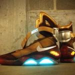 Le Nike personalizzate di Iron Man