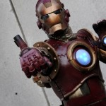 Iron Man in versione steampunk