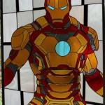 La vetrata di Iron Man