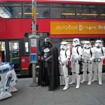 Kinect Star Wars si presenta a Londra