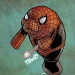 Il Super Lamantino della settimana – Spider Man