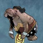 Il Super Lamantino della settimana – Wonder Woman