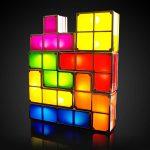 La Lampada di Tetris