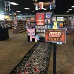 """La camminata sui LEGO """"ardenti"""""""