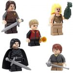 "Le minifigure ""amatoriali"" di LEGO Game of Thrones"