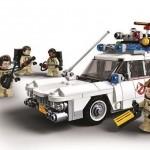 Le prime immagini ufficiali del set LEGO Ghostbusters