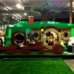 Una mega costruzione LEGO dedicata a Lo Hobbit