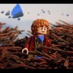 """Il LEGO-trailer de """"La desolazione di Smaug"""""""