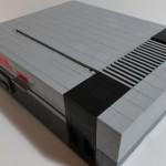 Il mitico NES rifatto con i mattoncini LEGO