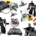 I LEGOformers della Nintendo 64