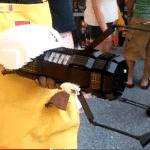 Una Portal Gun fatta col LEGO