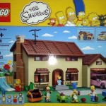 Le prime immagini del set LEGO The Simpson