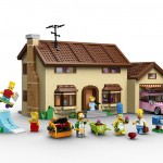 Foto, data e prezzo del primo set LEGO Simpson