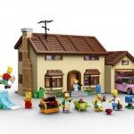 Foto, data e prezzo del primo set LEGO Simpson