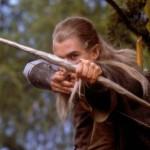 Un vero arciere ai livelli di Legolas