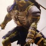 I primi scatti del film sulle Tartarughe Ninja
