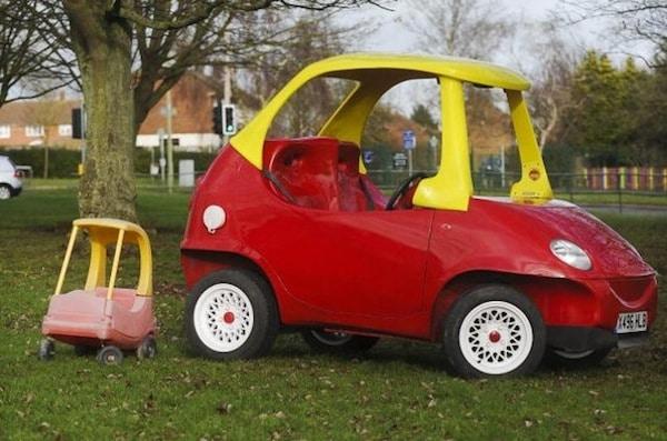 macchina -per-adulti-bambini