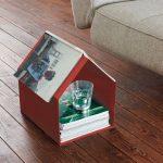 Porta riviste formato casa