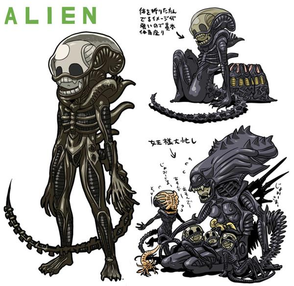 manga-alien