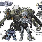 Predator, Robocop e altri film ridisegnati in stile manga