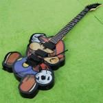 La chitarra elettrica di Super Mario