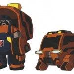 Mario e Luigi diventano dei Transformers