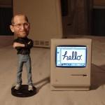 Il Mini Mac, l'icona Apple in scala 1:3