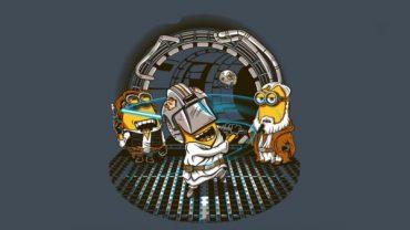 I Minion E Lallenamento Da Jedi Geekjournal