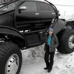 La sobrietà dei veicoli russi