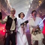 L'episodio speciale di MythBuster dedicato a Star Wars
