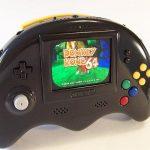 Il Nintendo 64 portatile