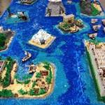 L'Odissea narrata con i mattoncini LEGO