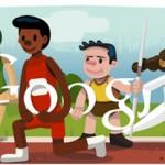 La prima settimana olimpica con Google