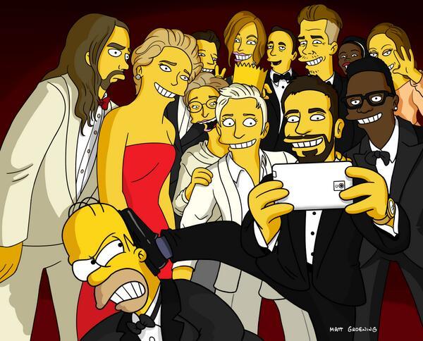 oscar-selfie-simpson