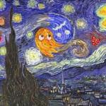 Pac-Man e Van Gogh