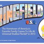 Il parco della Universal apre una area dedicata ai Simpson